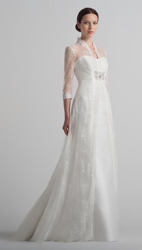 Главная / Свадебные платья / коллекция