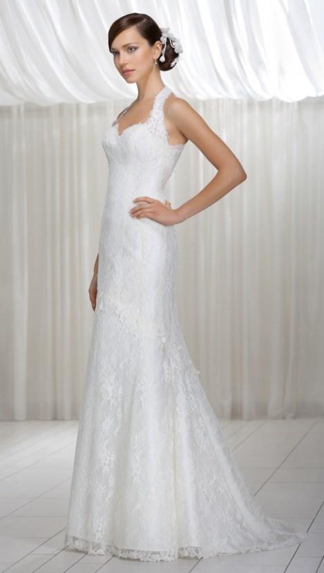 KATRIN SALON | Свадебные платья кружевные