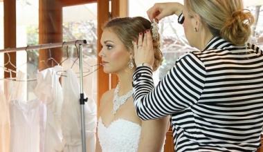 Украшения для волос невесты