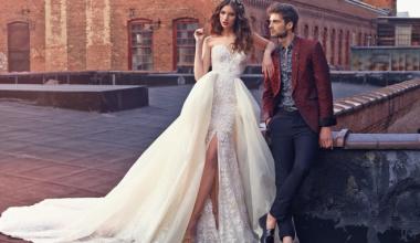 Красивое свадебное платье – какое оно?