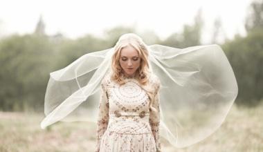 Свадебная фата нужна каждой невесте