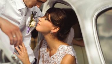 Длинные и короткие свадебные платья