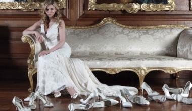 Свадебный салон - лучшая атмосфера для выбора свадебного платья