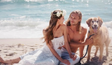 Зачем невесты надевают свадебное платье?