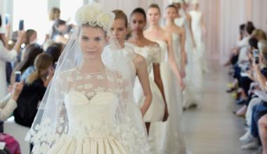 Последние тренды свадебной моды