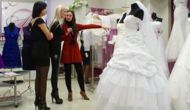 Свадебный салон - магазин для невест и женихов