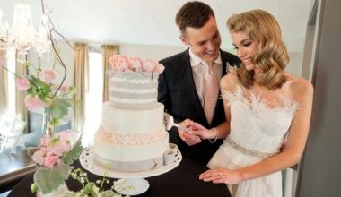 Свадебный стиль жениха и невесты